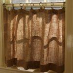 Мешковина шторы