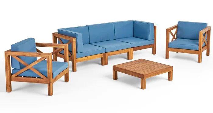Подушки для садових крісел і диванів